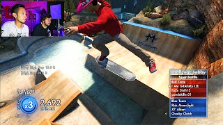 skate 3 first time playing