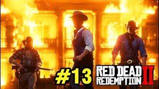 Red Dead Redemption 2 #13: SĂN MÀ CÀ RỒNG & GIẾT CẢ GIA TỘC TRONG 1 ĐÊM !!!