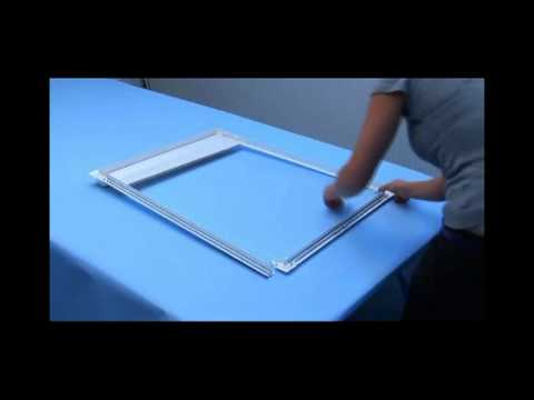 How to assemble Perfect Fit roller blinds