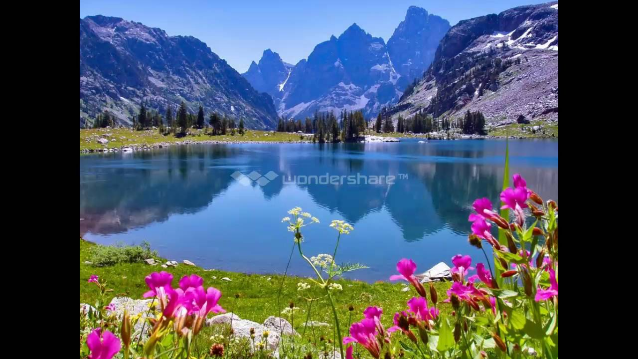 Beautiful spring landscapes of the world for Beautiful landscapes