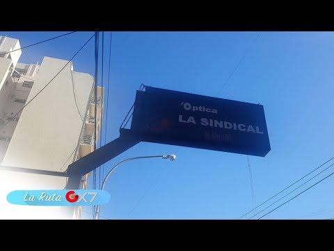#LaRutaGX7 en Óptica La Sindical - Argentina