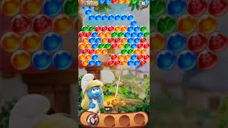 Smurfs Bubble Story - Nosey
