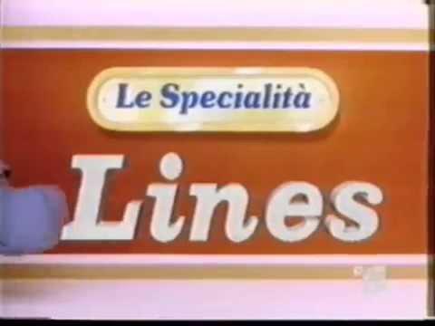 Pannolini Lines Spot Anni '80 - HD