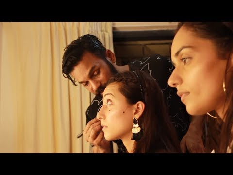 Thumbnail: Miss India 2017 Winners Makeup Session With Clint Fernandes
