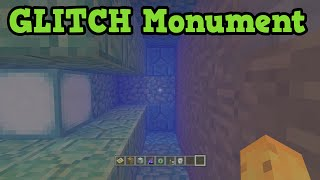 Minecraft Xbox 360 + PS3 GLITCH Ocean Monument Seed / Survival Island