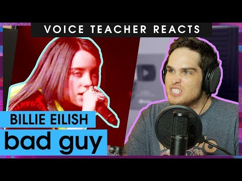 Analyzing Billie Eilish's Live Voice