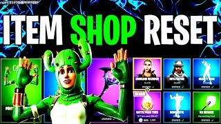 🔴 *NEW* FORTNITE ITEM SHOP RESET & CUSTOM MATCHMAKING KEY COME JOIN IN