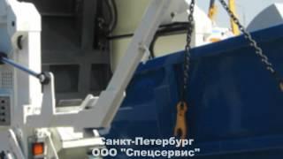 Вывоз отходов в Санкт-Петербурге (812) 332 54 69(, 2015-03-02T00:47:37.000Z)