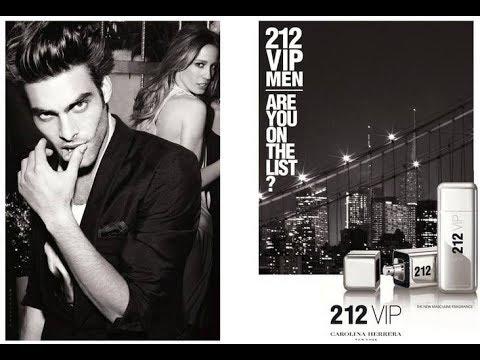 212 VIP Men By Carolina Herrera (2011)