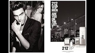 212 VIP Men By Carolina Herrera (2011)