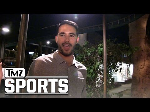 Dodgers Star Andre Ethier -- 'This Town Might Burn Down' ... If We Win the World Series | TMZ Sports