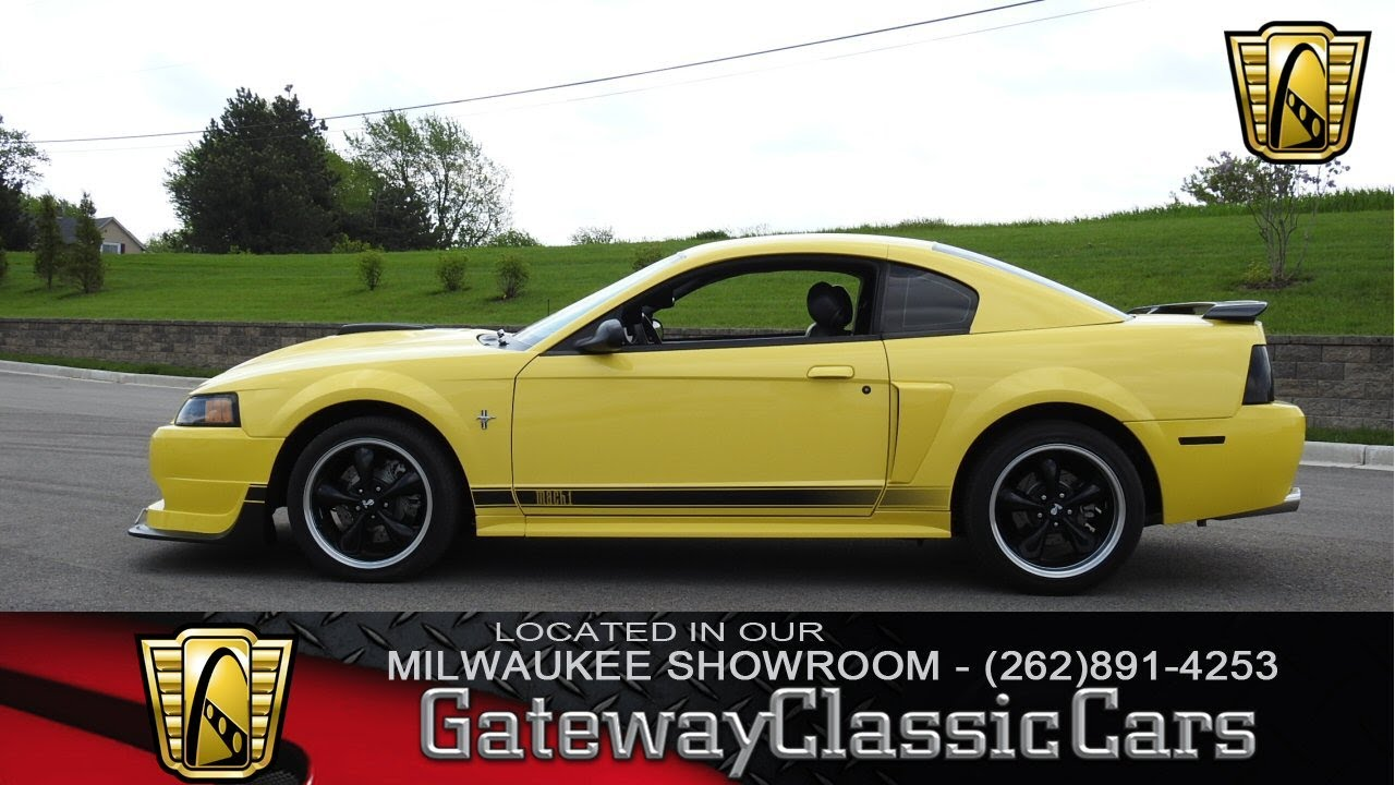 2003 ford mustang mach 1 232 now featured in our milwaukee showroom