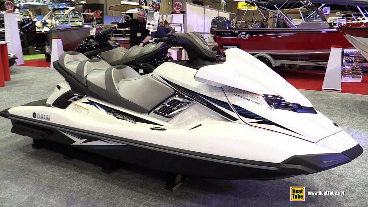 2015 yamaha fx cruiser waverunner jet ski walkaround for Yamaha fx jet ski