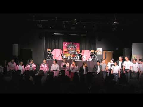 Grease The Mini Musical, Grade 8 Theatre and Music, Semester One, 2017 2018
