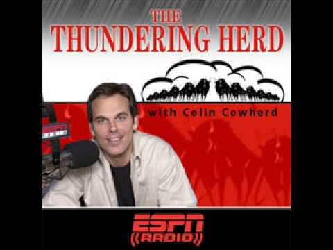 """The Thundering Herd """"Doc Rivers & ESPYS"""" Podcast July 16,2015"""
