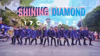 [shining ver.] Shining Diamond - SEVENTEEN (세븐틴) dance cover by 17CARATZ from Vietnam