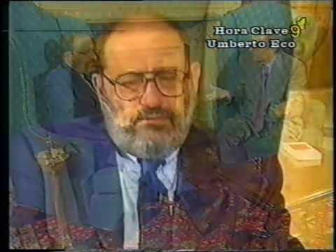 Entrevista a Umberto Eco por Mariano Grondona - fragmentos