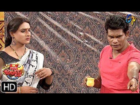 Chammak Chandra Performance | Extra Jabardasth | 22nd  February 2019    | ETV Telugu
