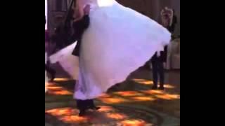 танец жениха и невесты в дагестане