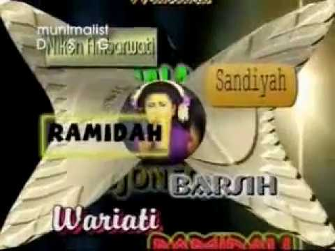 Tayub Tuban  8 Waranggono (Wantika,Yahya,Barsih, Wariyati,Niken Ambarwati, Sandiyah, Ramidah, Lenny)