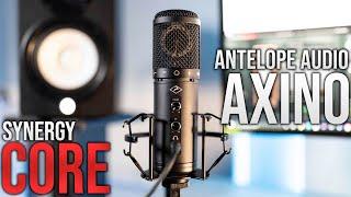 THE BEST USB MIC OF 2021 | ANTELOPE AUDIO AXINO