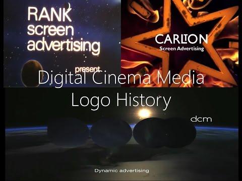 Digital Cinema Media Logo History