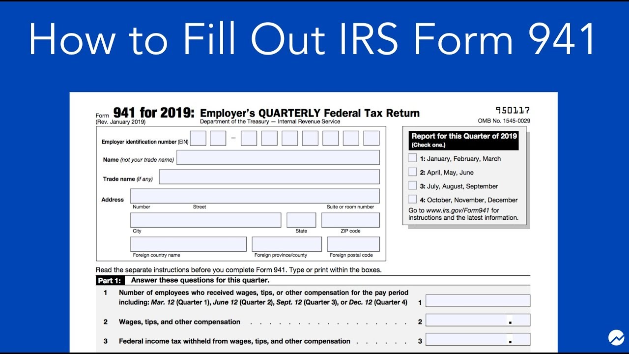 941 form directions  How to Fill out IRS Form 9: Simple Step-by-Step Instructions