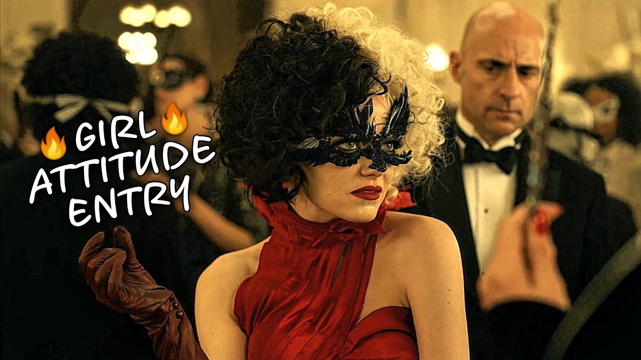 Cruella 🔥 Girl Attitude Entry Status | Bao Rami Status