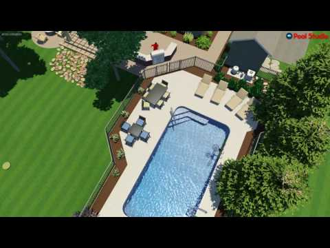 Pool Studio Walk Through-Delafield WI Update