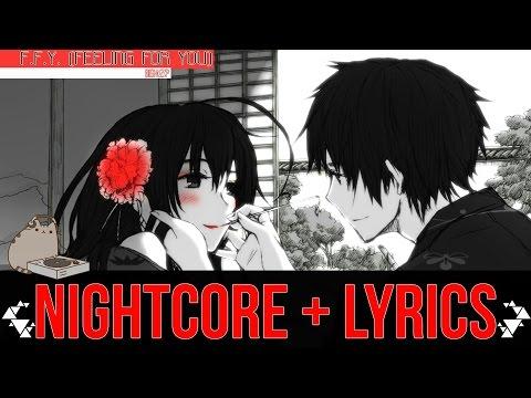 ❰ Nightcore → F.F.Y. - Feeling For You  (BISHØP) + Lyrics ❱