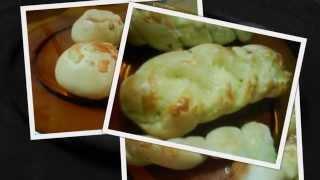 Recipe - Roti Keju / Cheese Bread
