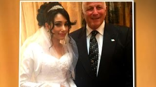 Cop attends wedding of baby he saved 20 years ago