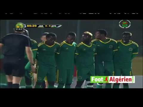 Coupe de la CAF : JS Kabylie 1 - Etoile du Congo 0 (résumé)