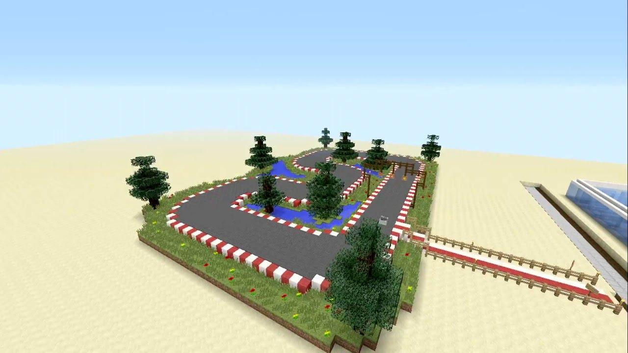Minecraft Tracks