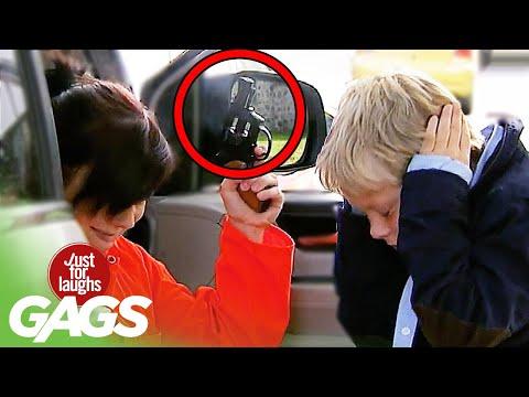 Kid Was Given A Gun...