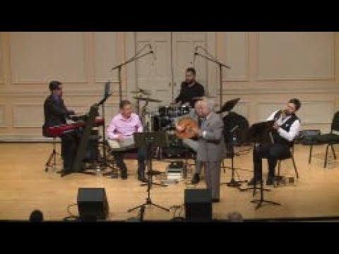 Ara & Onnik Dinkjian Sextet Concert