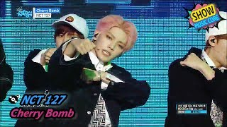 Video [HOT] NCT 127 - Cherry bomb, 엔시티 127 - 체리 밤 Show Music core 20170708 download MP3, 3GP, MP4, WEBM, AVI, FLV Maret 2018