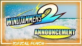 Windjammers 2?! SIGN ME UP - Topical Punch - Janjo