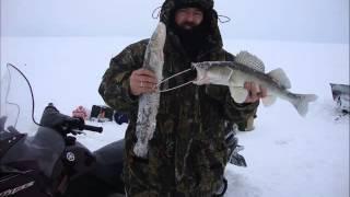 Зимняя рыбалка 2013 - 2014
