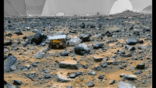 Is This An Actual City On Mars ? ~ 8/22/2018