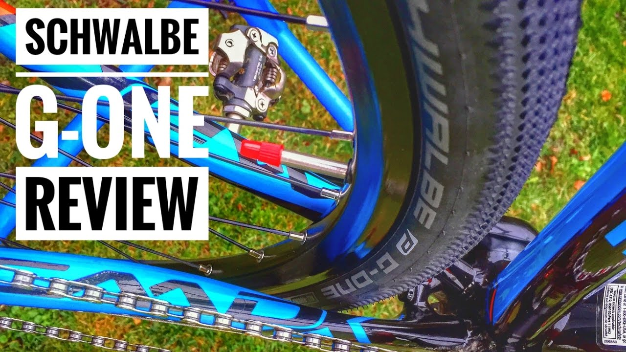 Schwalbe G One First Look And Review Youtube Pro 700 25 C