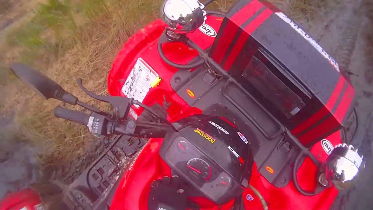 Atv CFMOTO Mud Квадроциклы Волгоград Россия. (Cfmoto 500). Part 1 | как заработать денег на автомата