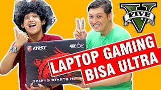 #66 Review Laptop Gaming MSI GP62 7RDX Feat INDRA WIJAYA