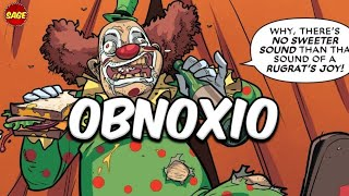 """Who is Marvel's """"Obnoxio the Clown?"""" Rocked X-Men with NO Powers!"""