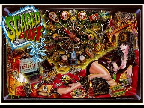 Scared Stiff Pinball, Spider Mania, Monster Multiball