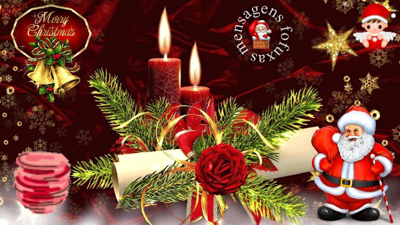 Mensagem De Natal Para Amigos: Mensagem De Voz Natal Amigo Secreto Voz Masc