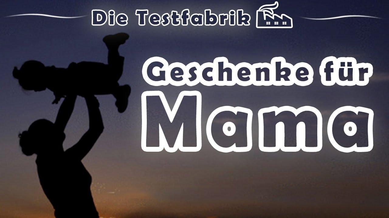 👩 Geschenke für Mama – 🎁 Top 3 Geschenkideen für deine Mutter ...