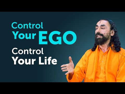 Achieving Anything in Life by Getting Rid of Your Ego - An Eye opening video by Swami Mukundananda