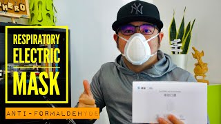 PM 2.5 RESPIRATOR ELECTRIC MASK N95 MASK