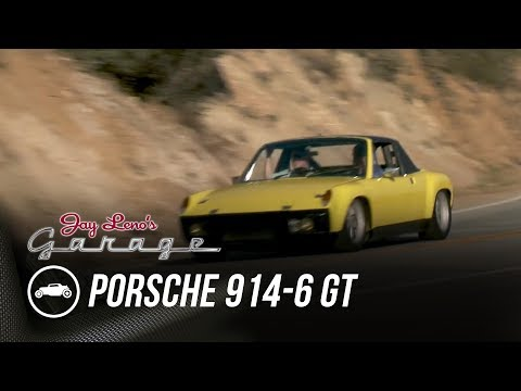 1974 Porsche 914-6 GT - Jay Leno
